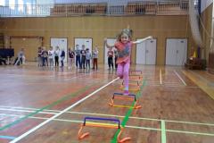 Cvičení předškoláků